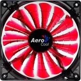 Aerocool Shark Fan Devil Red Edition 14cm Computer behuizing Ventilator