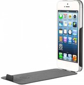Bugatti UltraThin Flip Case iPhone 5/5S/SE Zwart