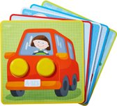 Zuordnungsspiel Kunterbunte Fahrzeug-Welt