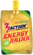 3action Energiedrank Lemon 100 Gram