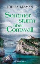 Sommersturm über Cornwall