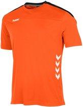 Hummel Valencia T-Shirt - Voetbalshirts  - oranje - 152