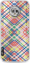Casetastic Softcover Motorola Moto G6 - Weave Pattern