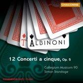 12 Concerti A Cinque