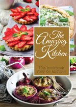 The Amazing Kitchen - Hét kookboek voor de airfryer