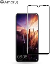 Huawei P30 Pro - Full-Cover Tempered Glass - Zwart