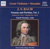 Menuhin:J.S.Bach-Sonatas&Parti