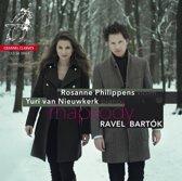 Bartok Rhapsodies Nos.1-2 Rumanian
