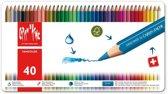 Kleurpotloden Caran d'Ache Fancolor 40 stuks