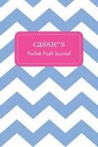 Cassie's Pocket Posh Journal, Chevron