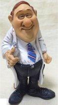 Beroepen beeldje dokter huisarts arts Warren Stratford