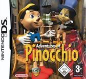 Adventures of Pinocchio (DS)