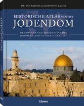 Historische atlas van het Jodendom (geb)