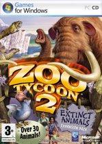 Zoo Tycoon 2 - Uitgestorven Diersoorten - Windows