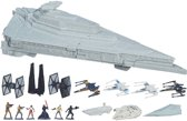 Star Wars VII Micro Machines First Order Star Destroyer - Speelset