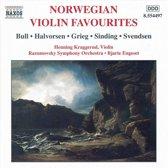 Norwegian Violin Favourites - Bull, Grieg, et al