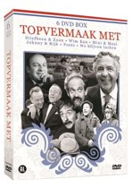 Topvermaak Met - 6DVD box