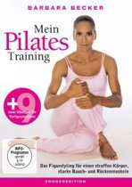 Barbara Becker/Pilates Training/Sondered./DVD