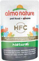 Almo Nature - Natvoer - Zalm & Tonijn - Kattenvoer - Adult - 24 x 85 g