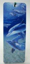 Boekenlegger dolfijn