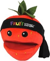 Fruit Ninja Pluche Strawberry with sound