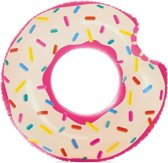 Intex opblaas donut zwemband