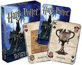 Harry Potter Speelkaarten  + GRATIS minifiguren  Kaartenset   Kaartspel   Poker   Blackjack   Patience   Hogwarts   52 Kaarten   Speelgoed   Reguliere Kaarten Set
