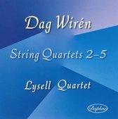 String Quartets 2-5