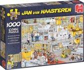 Jan van Haasteren Chocoladefabriek - Puzzel 1000 stukjes