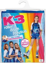 K3 Rollerdisco verkleedpak 3-5j