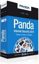 Panda Internet Security 2013 3gebruiker(s) 1jaar