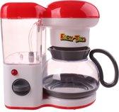 Eddy Toys Koffiezetapparaat Met Licht En Geluid 18 Cm Wit