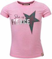Looxs Revolution - Roze t-shirt - Maat 140