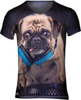 DJ Doge festival shirt Maat: M