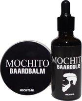 Mochito Baardset | Baardolie & Baardbalsem | Korting | Compleet | Baardverzorging | Baard verzorging | VOORDEEL