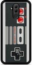 Huawei Mate 20 Lite Hardcase Hoesje Retro Controller Classic