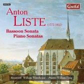 Liste: Bassoon Sonata, Piano Sonatas / Waterhouse, Fong