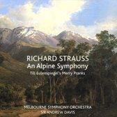 Richard Strauss: An Alpine Symphony; Till Eulenspiegel's Merry Pranks