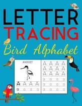 Letter Tracing Bird Alphabet