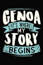 Genoa It's where my story begins
