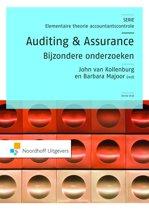 Auditing en assurance Bijzondere opdrachten