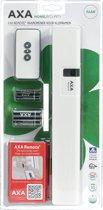 AXA Remote 2.0 Raamopener met afstandsbediening - Voor klepraam/bovenlicht - SKG** - Wit - In consumentenverpakking - 2902-00-98BL