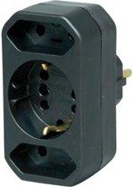 Kopp 179605004 Zwart netstekker adapter