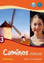 Caminos nieuw 3, tekst- en werkboek