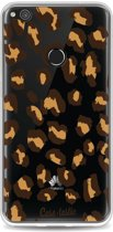 Casetastic Softcover Huawei P8 Lite (2017) - Leopard Print