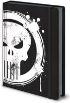 The Punisher - Logo Skull Notebook