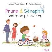 Prune et Séraphin vont se promener
