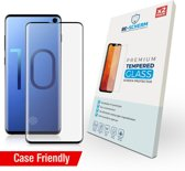 BE-SCHERM Samsung Galaxy S10e Screenprotector Glas (2x) - Tempered Glass - Case Friendly