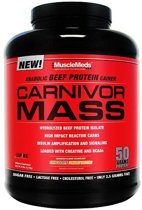 Carnivor Mass 14servings Choco Peanut Butter