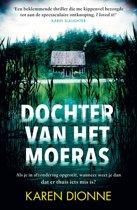 Boekomslag van 'Dochter van het moeras'